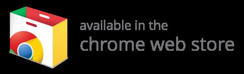 liste de chrome webstore