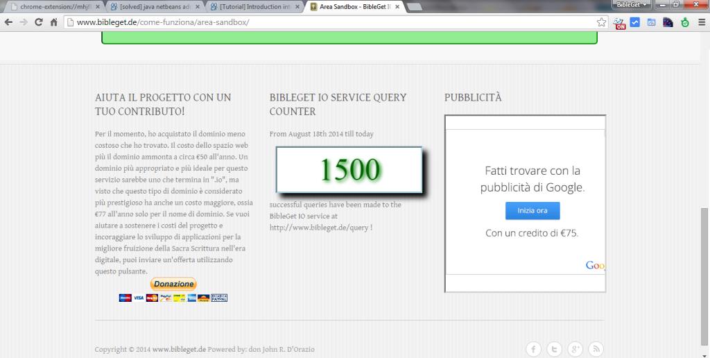 1500 queries